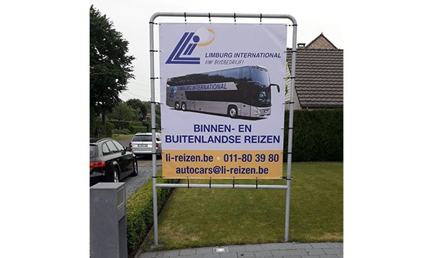 Spanframe Limburg International reizen
