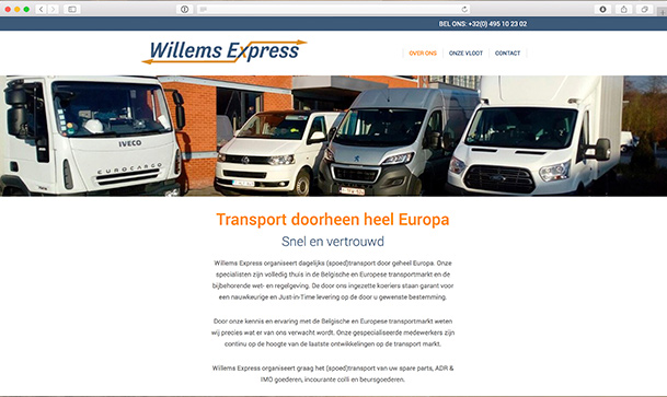 Willems Express Olen
